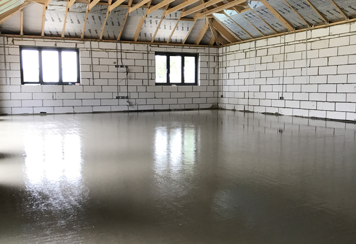 What is Liquid Floor Screed?