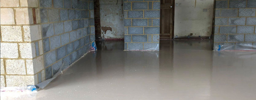 Why pick Liquid Screed for your Underfloor Heating Installation
