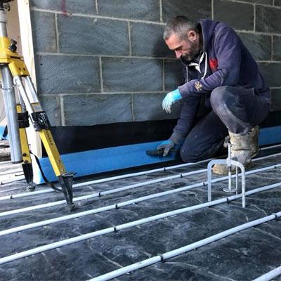 Underfloor Heating Devon