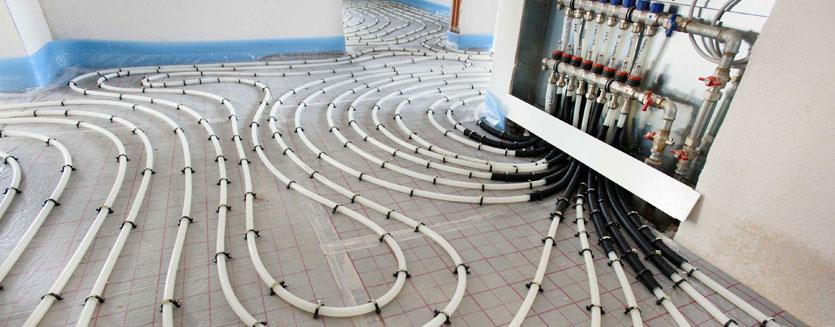 Wooden Floors and Underfloor Heating