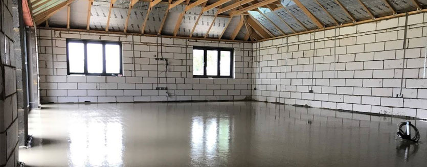 Floor Screeding Cambridge