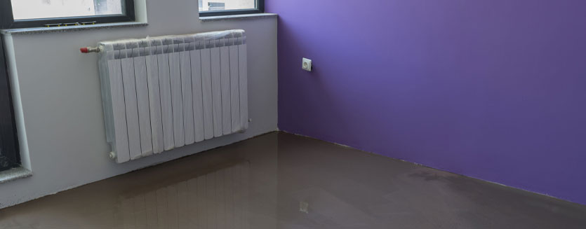 Liquid Screed Services in Coventry