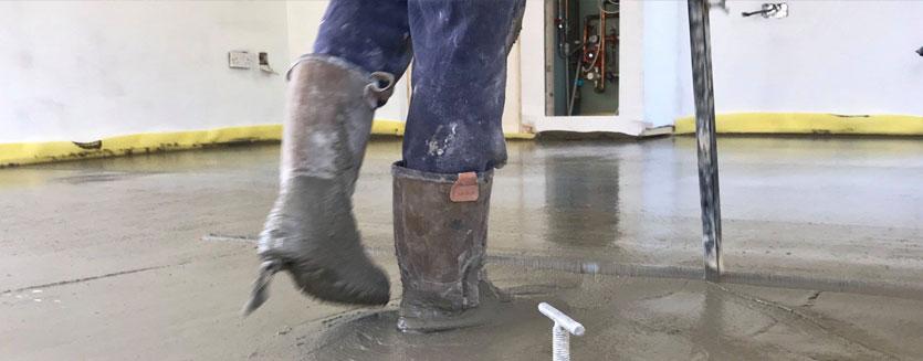 London Floor Screeding Contractors