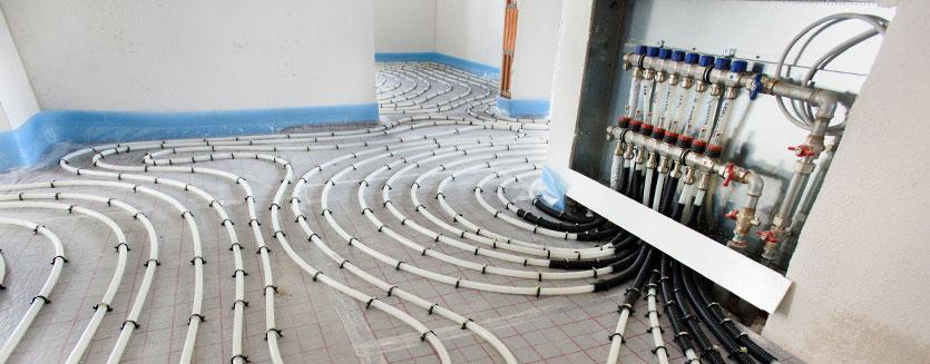 Installing Underfloor Heating in Existing House