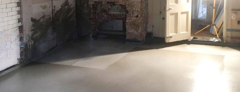 liquid screed oxford