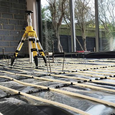 liquid-screed-underfloor heating 2